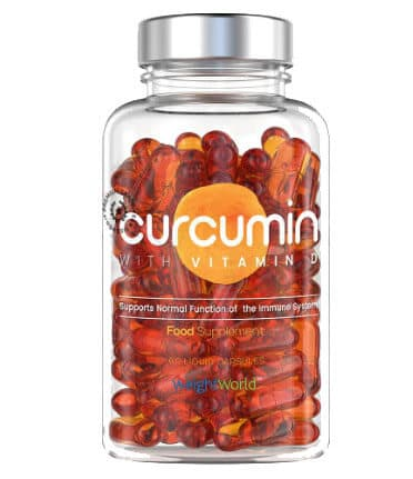Куркумин с витамином D