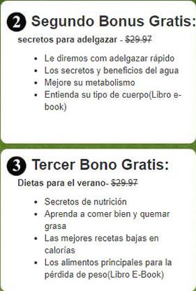Tercer Bono