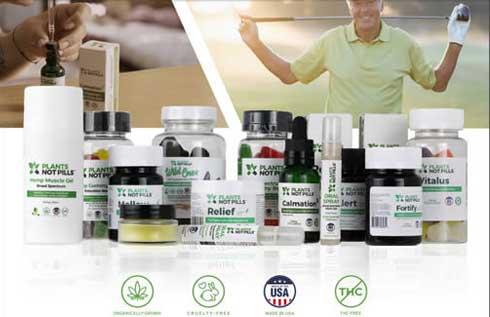 Plants Not Pills catalog